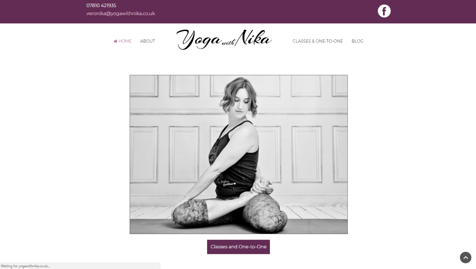 Yoga Website High Wycombe